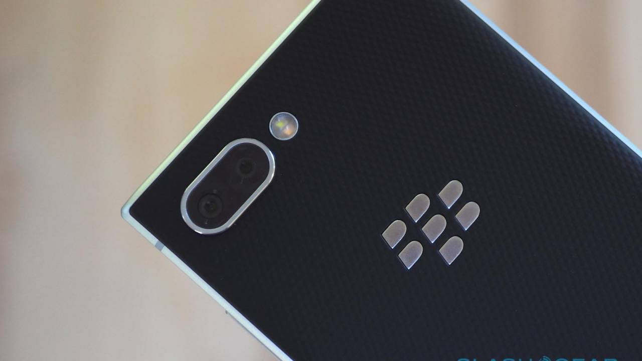 BlackBerry is back: New 5G Android keyboard phone coming