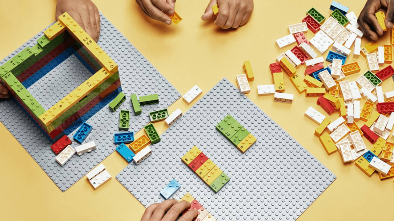 LEGO Braille Bricks are awesome and not for the public