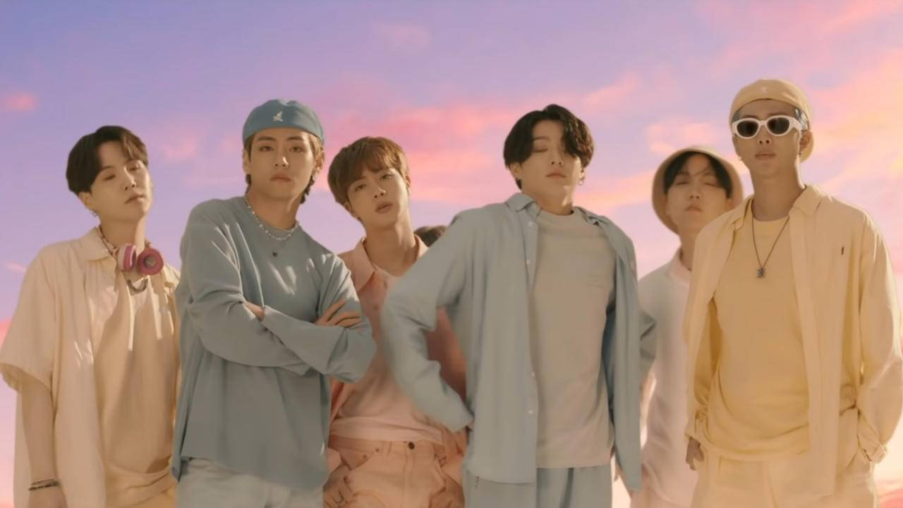 BTS shatters YouTube record with 101 million views in 24 hours