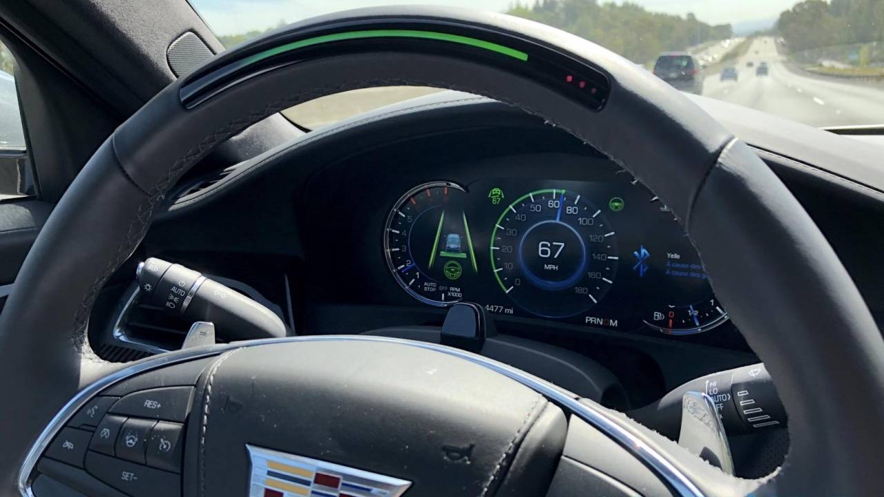 Cadillac is about to discover if Super Cruise early-adopters like it enough to pay for it again [Updated]