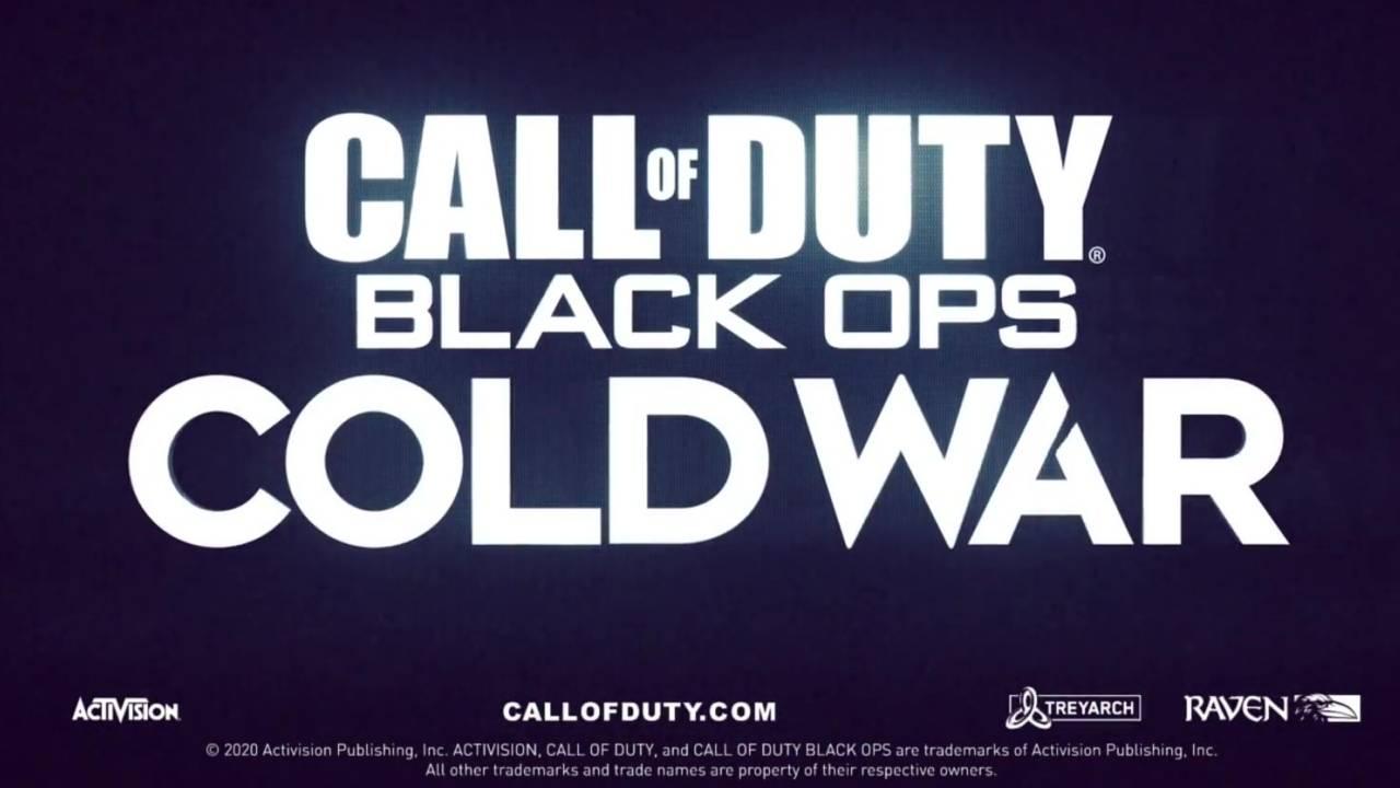 Call of Duty: Black Ops Cold War announcement set next week