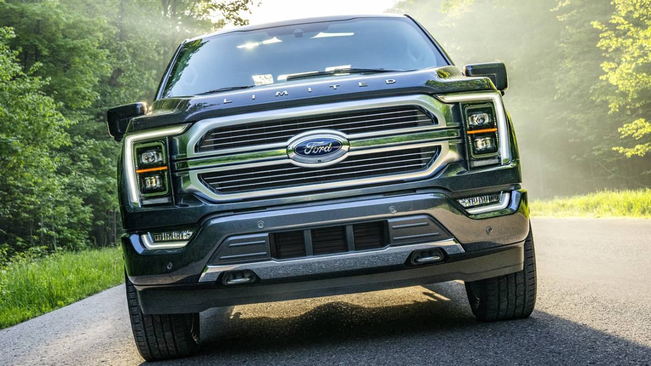 Ford is switching CEOs