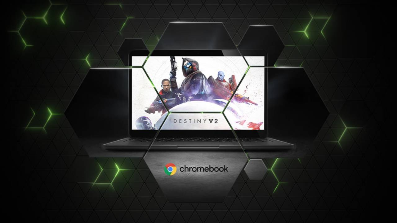 NVIDIA GeForce NOW brings cloud gaming to Chromebooks