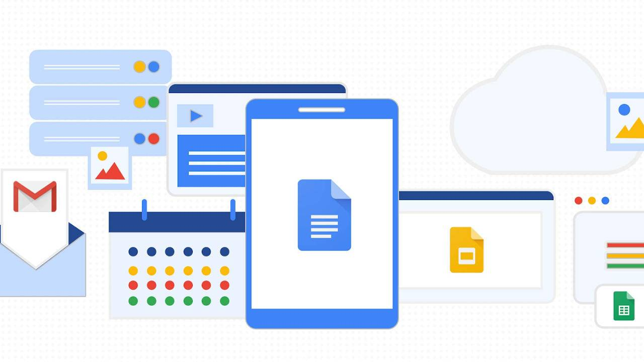 Google Docs, Sheets, and Slides upgraded to face a new world