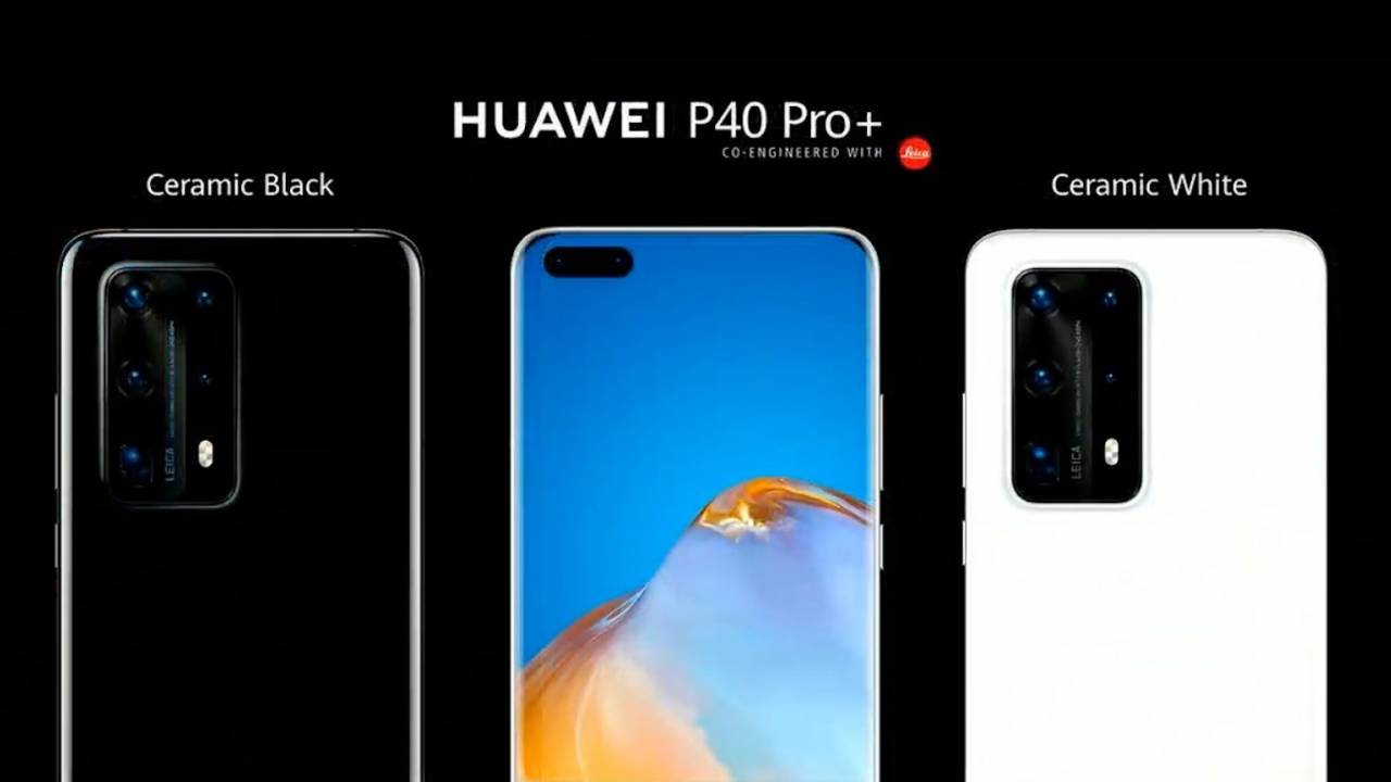 Huawei said to be frantically stockpiling phone parts before US ban