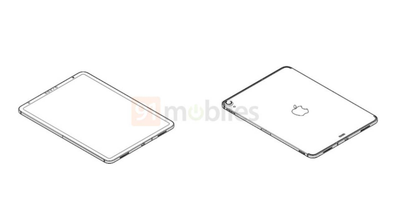 10.8-inch iPad leaked with iPad Pro features