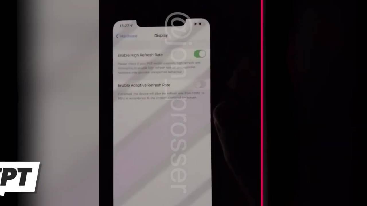 iPhone 12 Pro Max leak tries to settle LIDAR, 120 Hz display debate