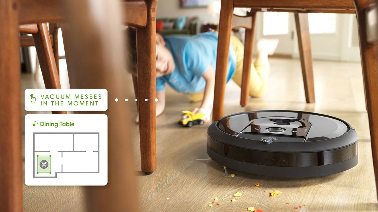 iRobot Genius Home Intelligence gives owners more control over cleaning