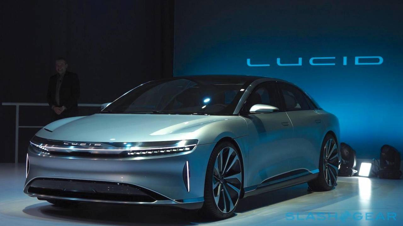 Lucid Motors Air sails past Tesla with huge EV range record