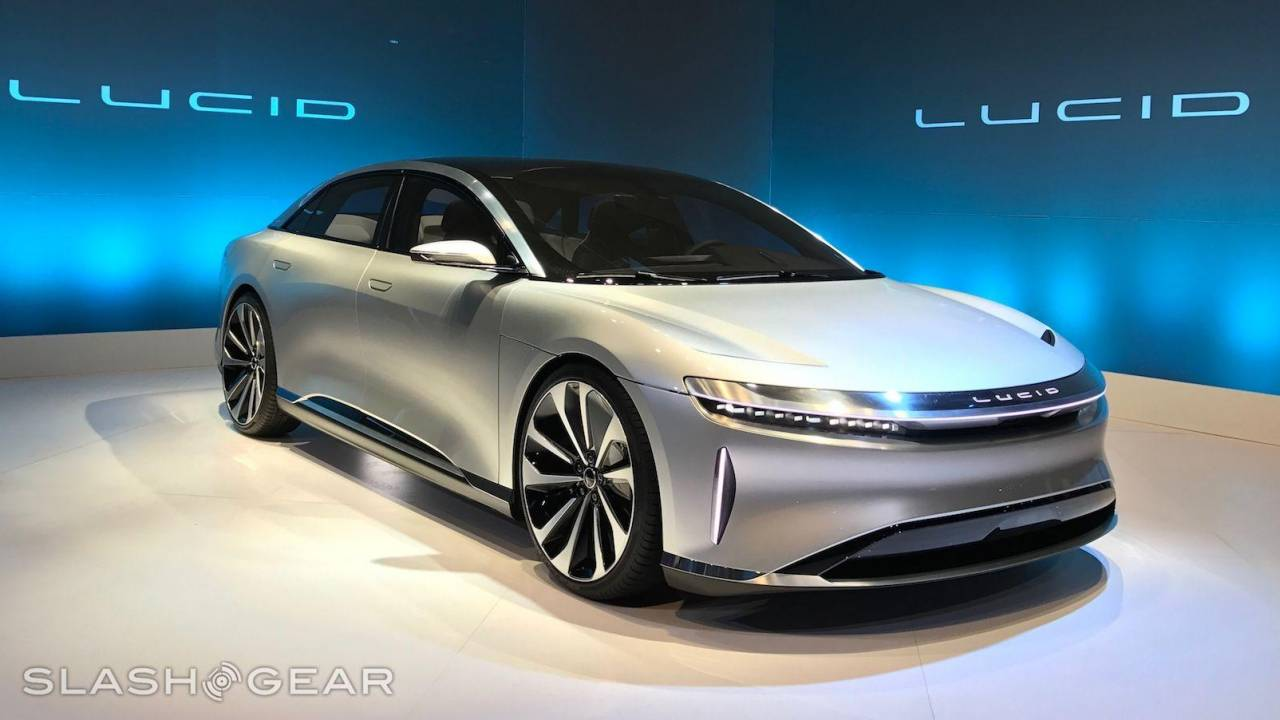 Lucid Motors details big battery, big cabin, big frunk for Air EV