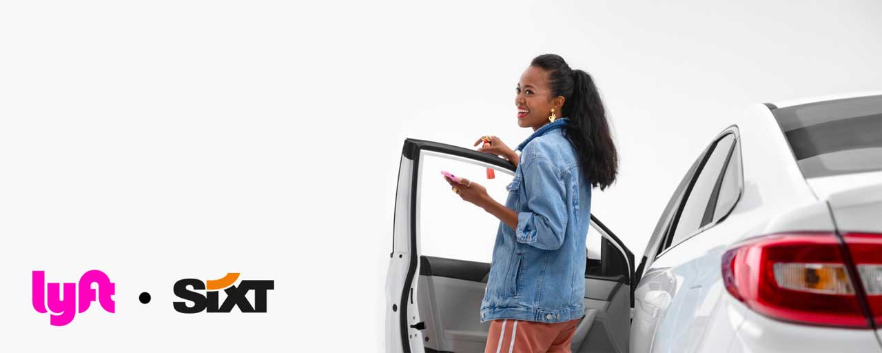 Lyft teams with Sixt to expand car rental service