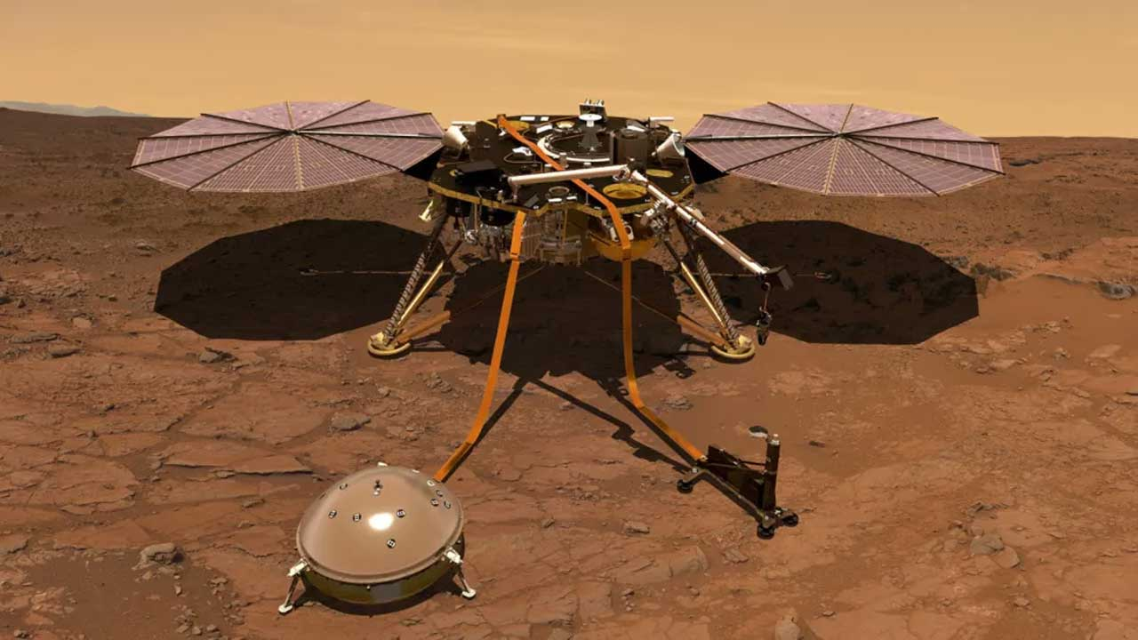 NASA has gathered new information on Marsquakes