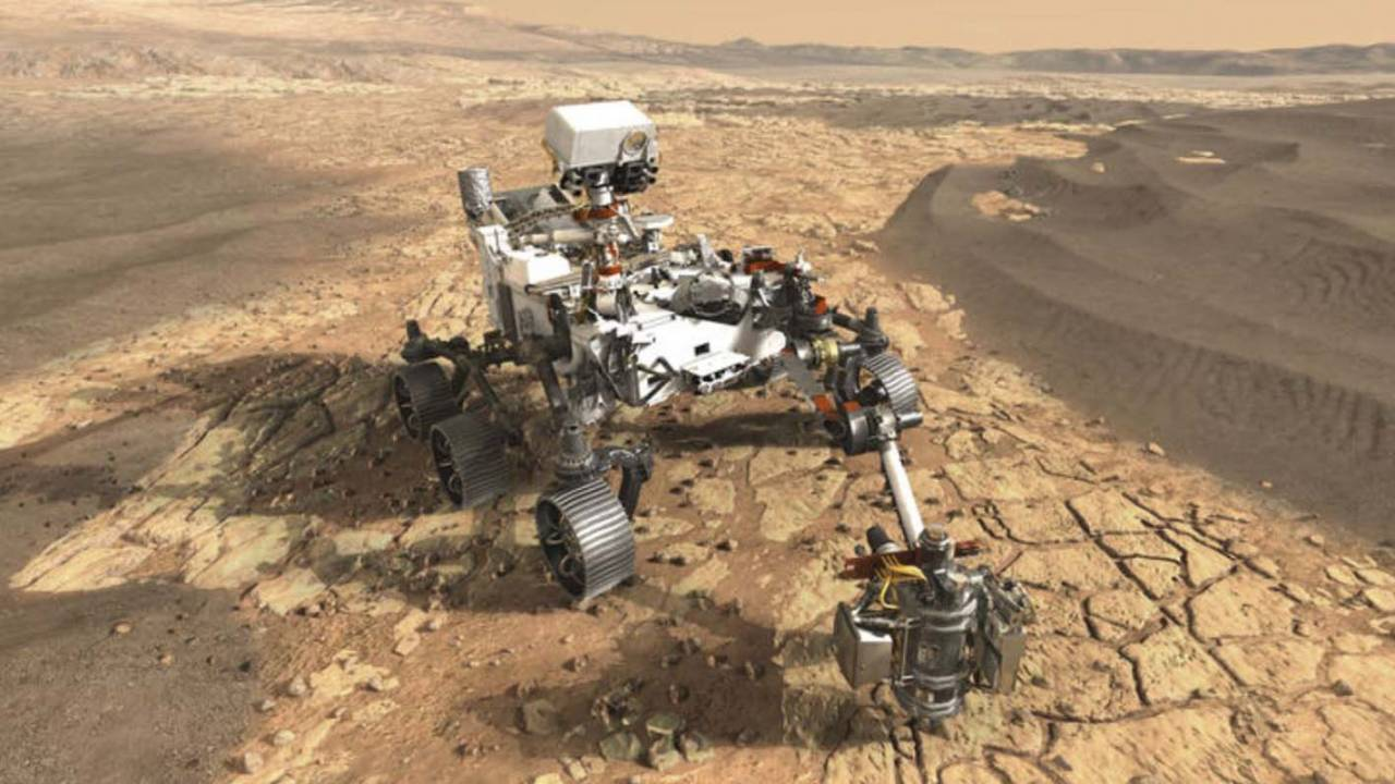 NASA says its Perseverance rover is safe despite early launch surprise