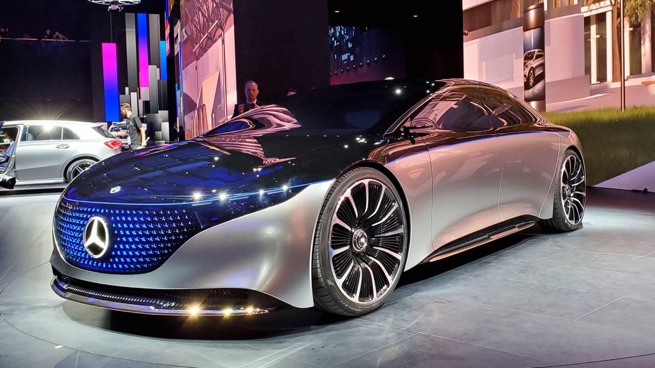 Mercedes EV battery deal should give new EQS Tesla-beating range