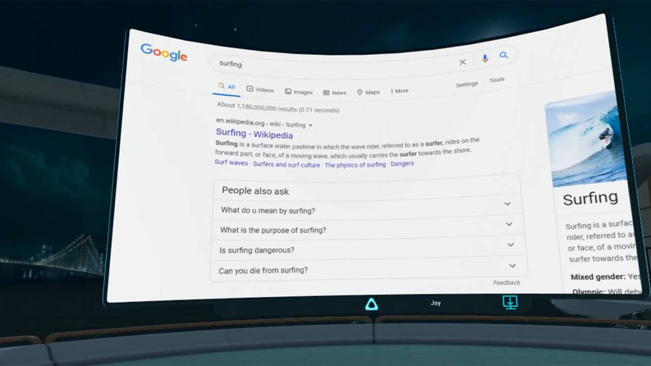 HTC Vive Sync VR enterprise tool gets web browser and Android support