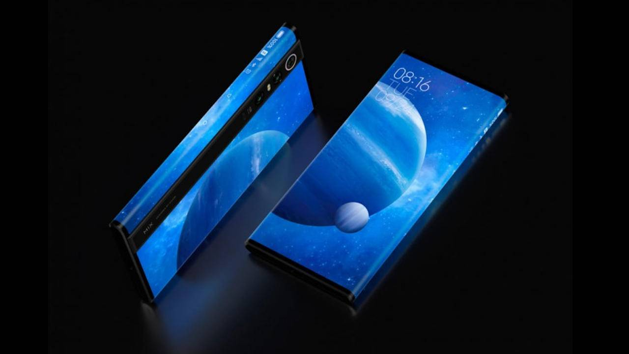 Xiaomi Mi Mix Alpha and its wraparound screen has been axed