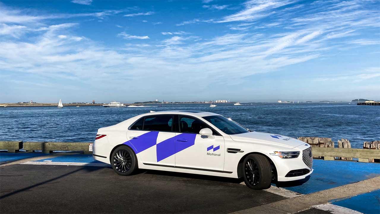 Hyundai and Aptiv Autonomous Driving form Motional