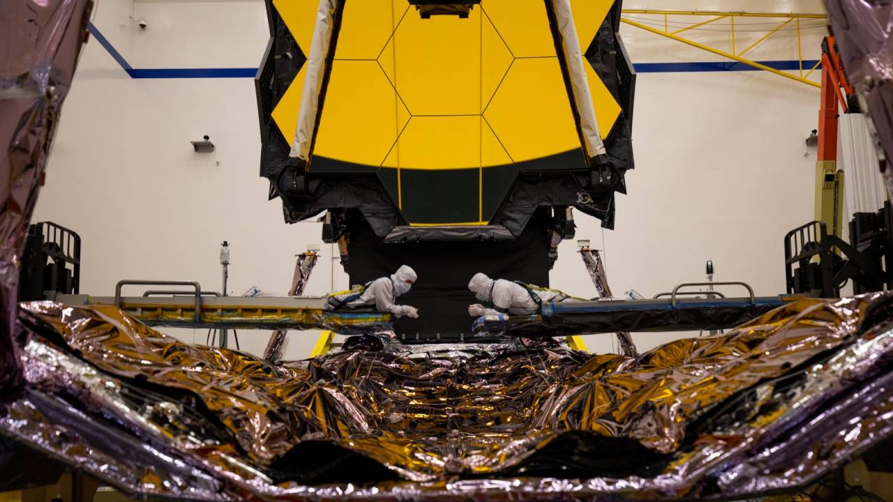 NASA conducts ground segment testing for James Webb Space Telescope