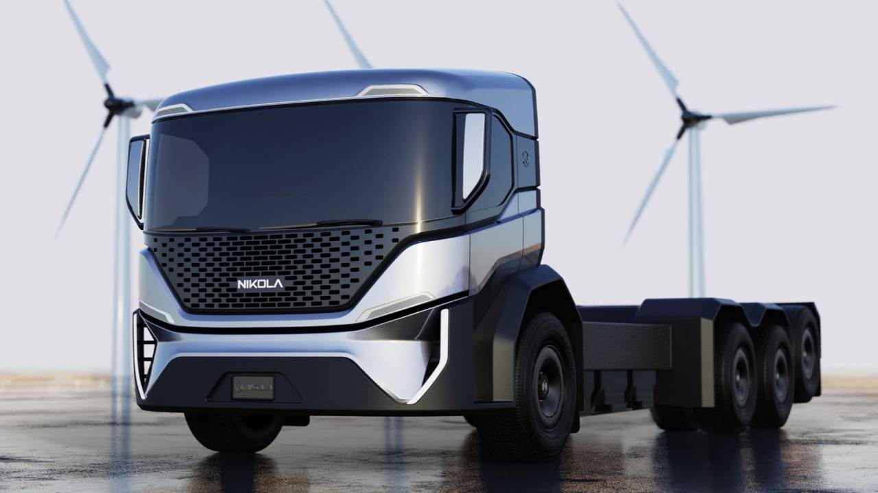 Nikola Motors just scored a huge electric trash truck deal