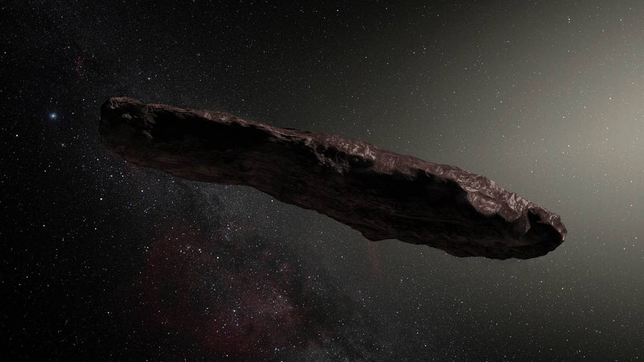 'Oumuamua remains a mystery: study nixes molecular hydrogen ice theory