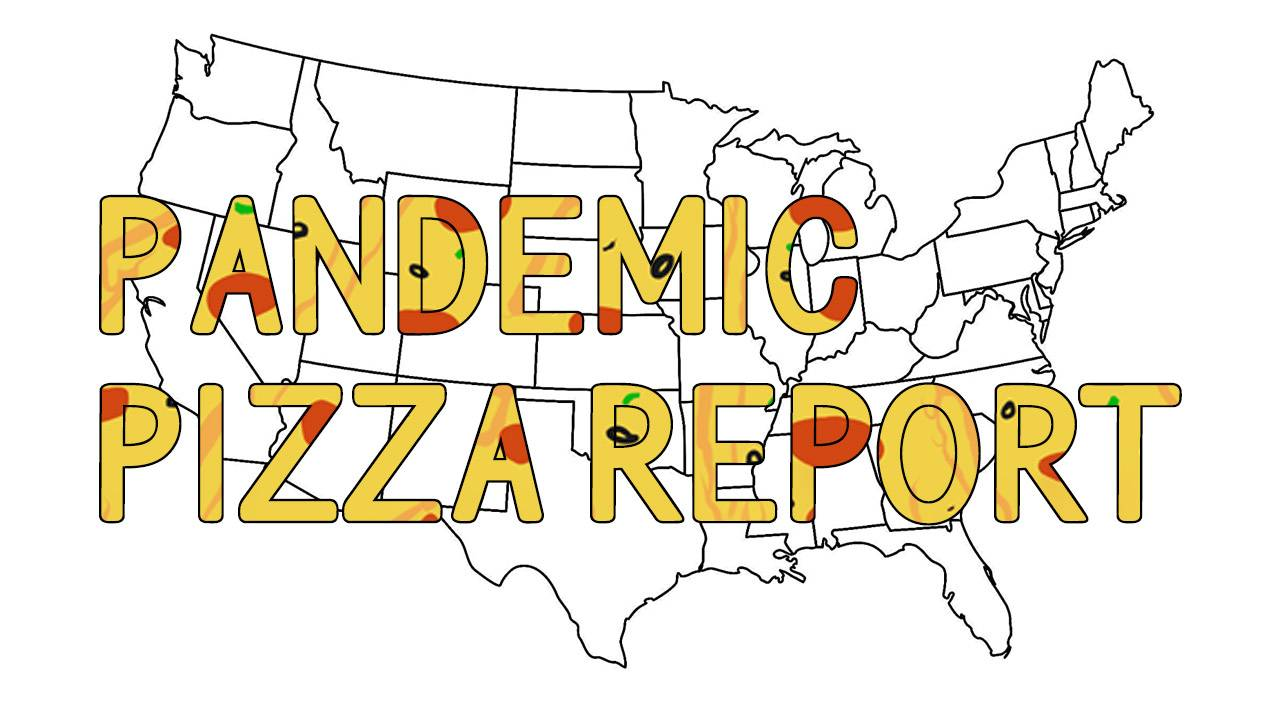 Which pandemic pizza is your state's favorite?