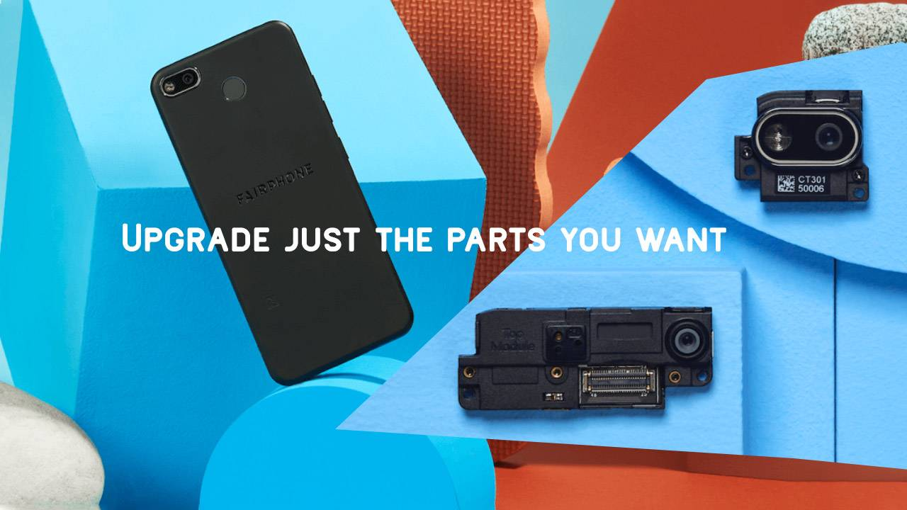 Fairphone 3+ makes modular phone future a reality