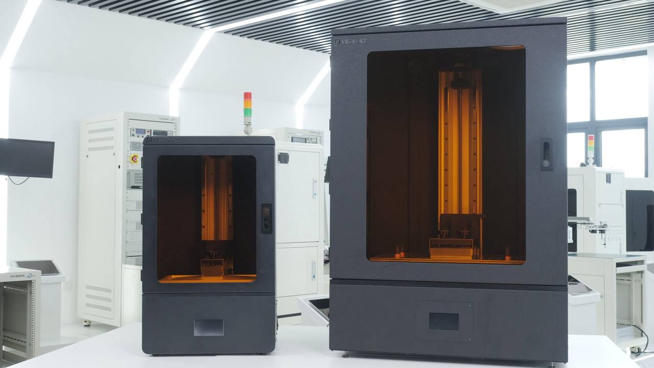 Peopoly Phenom XXL is far, far larger than your 3D printer