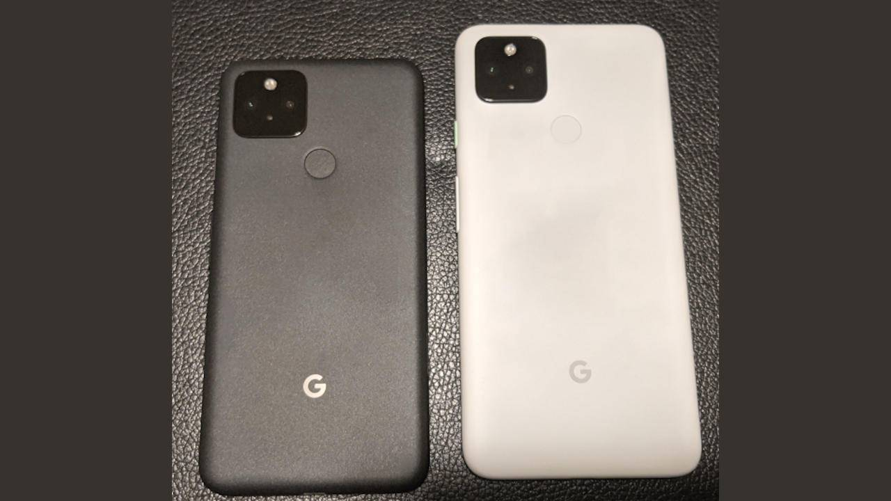 Pixel 5, Pixel 4a 5G leaked in a major way