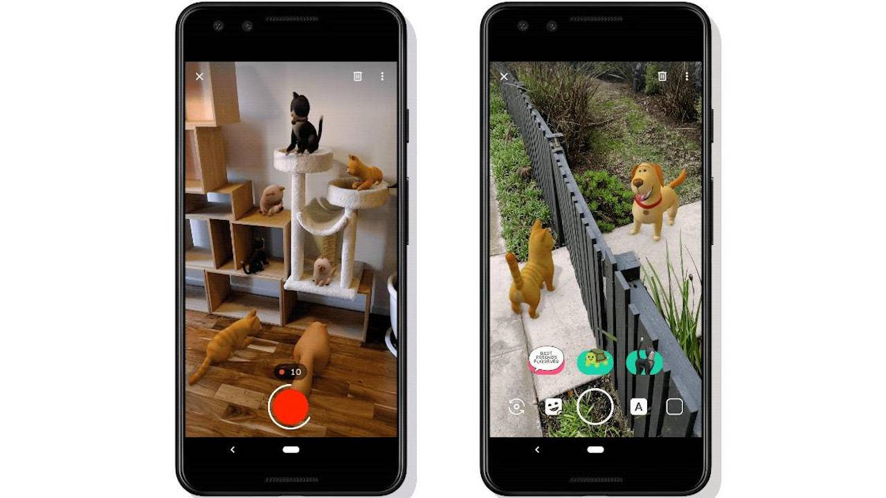 Pixel phones losing Playground AR stickers could just be the start