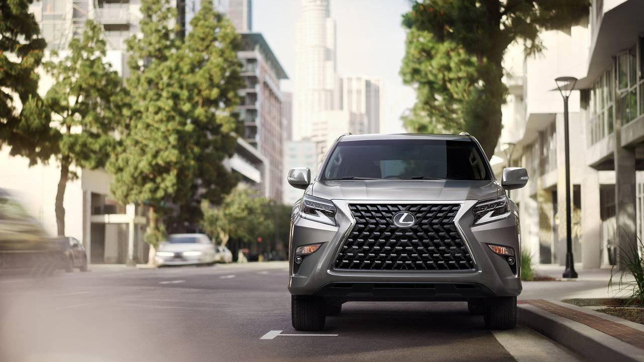 2021 Lexus GX: New Premium Plus package adds power third-row seats