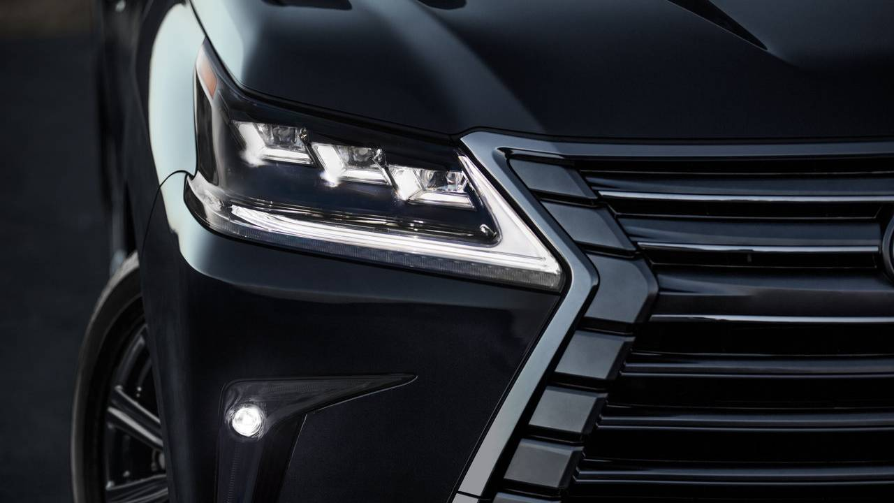 2021 Lexus LX 570: See what's new