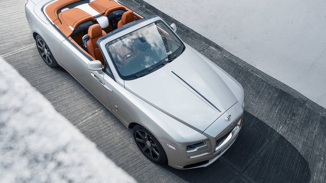 2020 Rolls Royce Dawn Silver Bullet: Limited to 50 examples worldwide