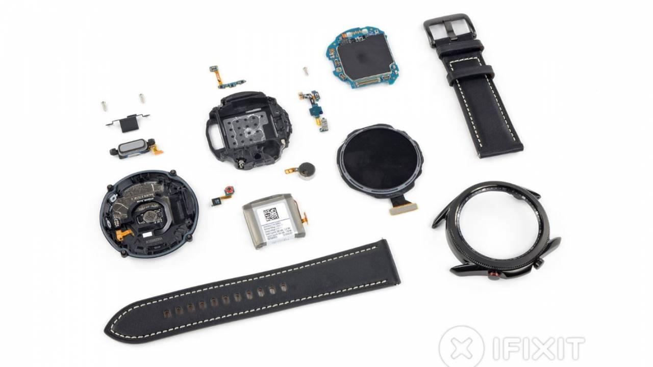Samsung Galaxy Watch 3 teardown reveals good news for DIYers