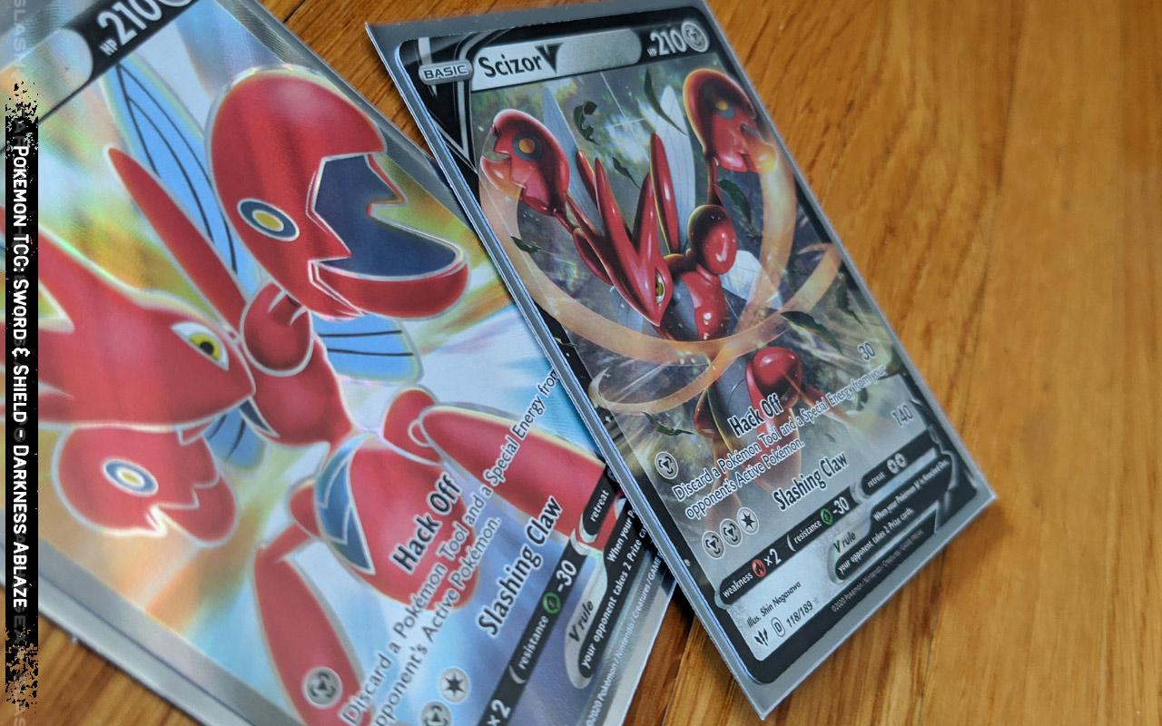 Full Sealed Box 12 packets Pokemon Sword /& Shield Darkness Ablaze Trading Cards