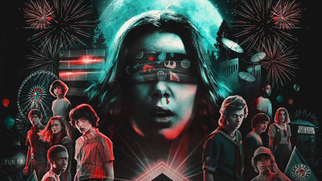 Stranger Things Drive-Into Experience goes live this October