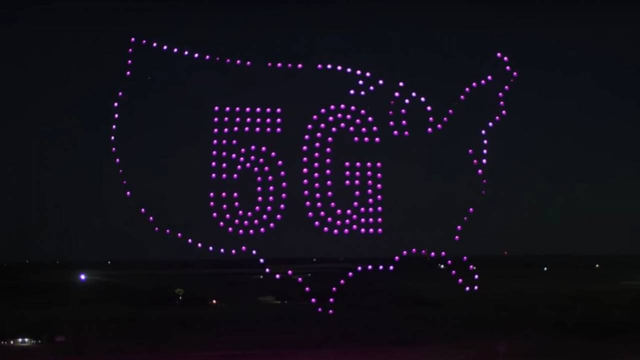 T-Mobile activates its standalone 5G network across the United States