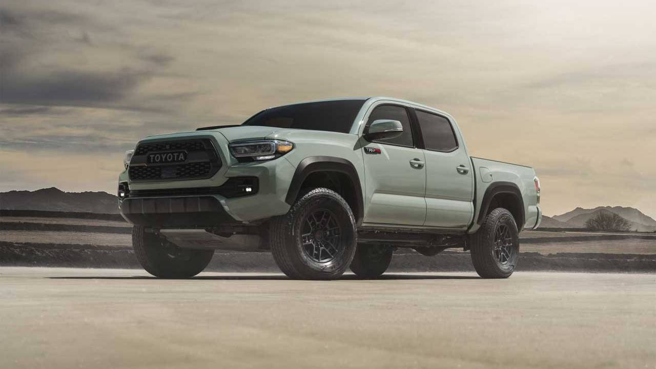 2021 Toyota Tacoma pricing announced