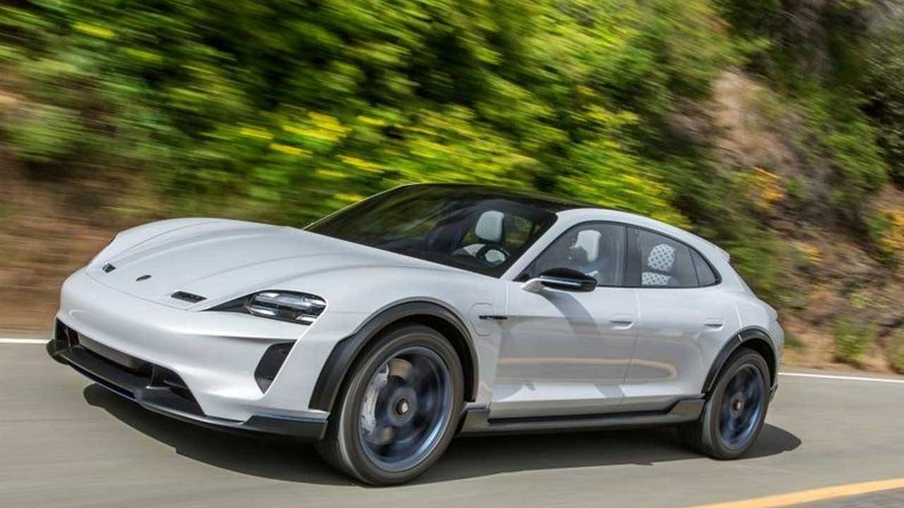 Porsche is delaying the Taycan Cross Turismo EV
