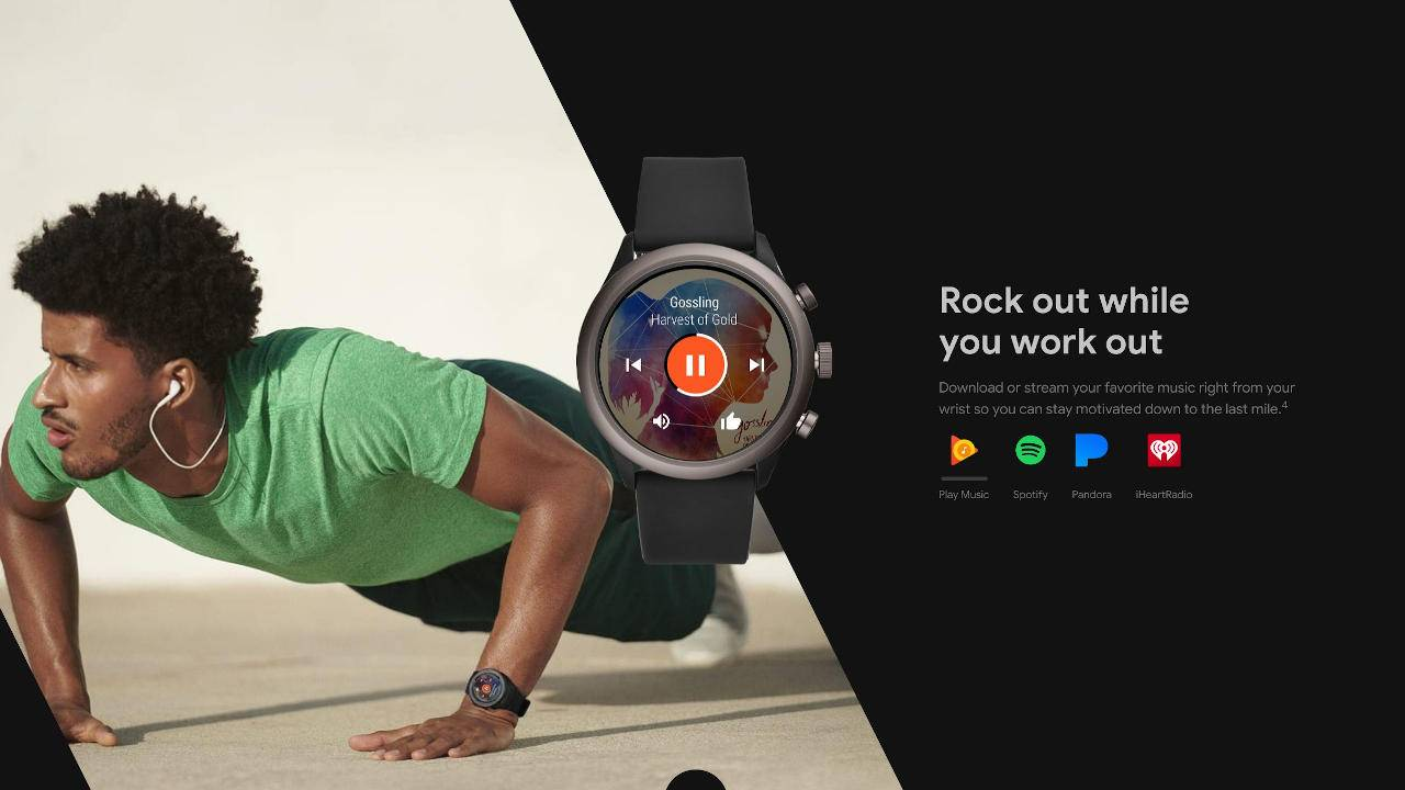 Wear OS won't be able to play music because Play Music is shutting down