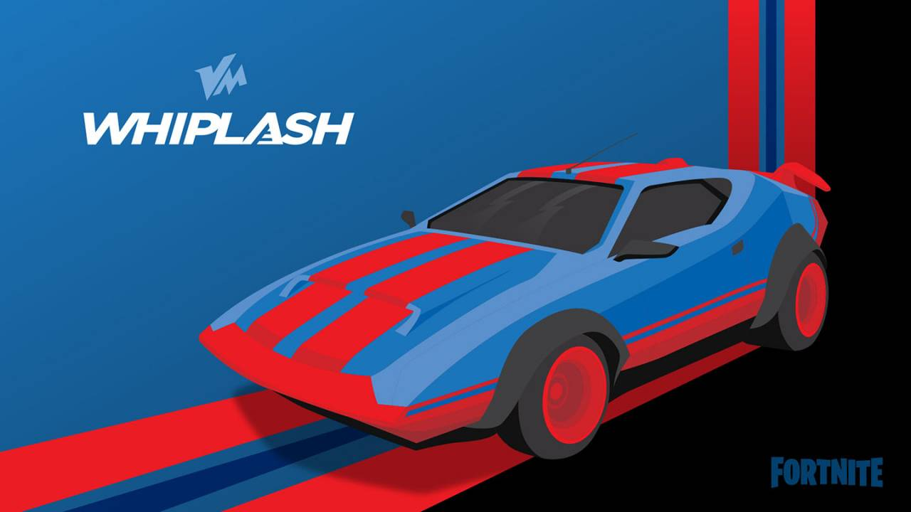 Fortnite will likely get cars this week: Here's a look at Whiplash