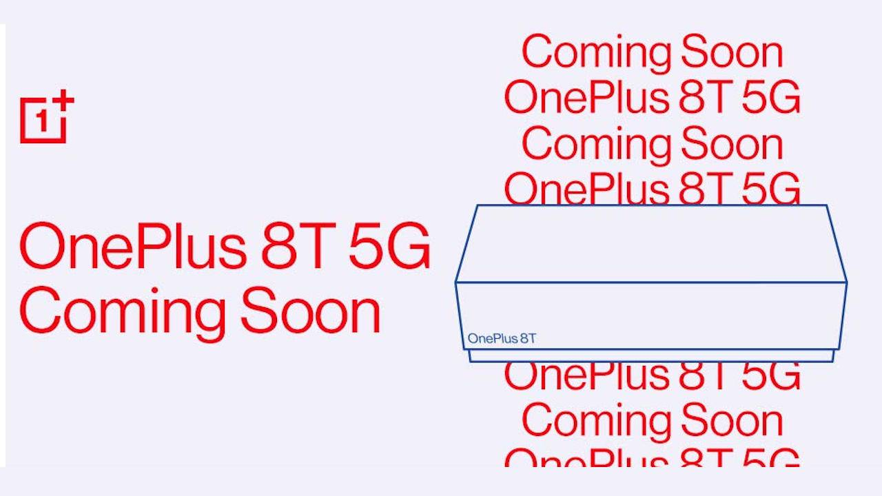 OnePlus 8T teased by RDJ as coming soon, launch date leaked
