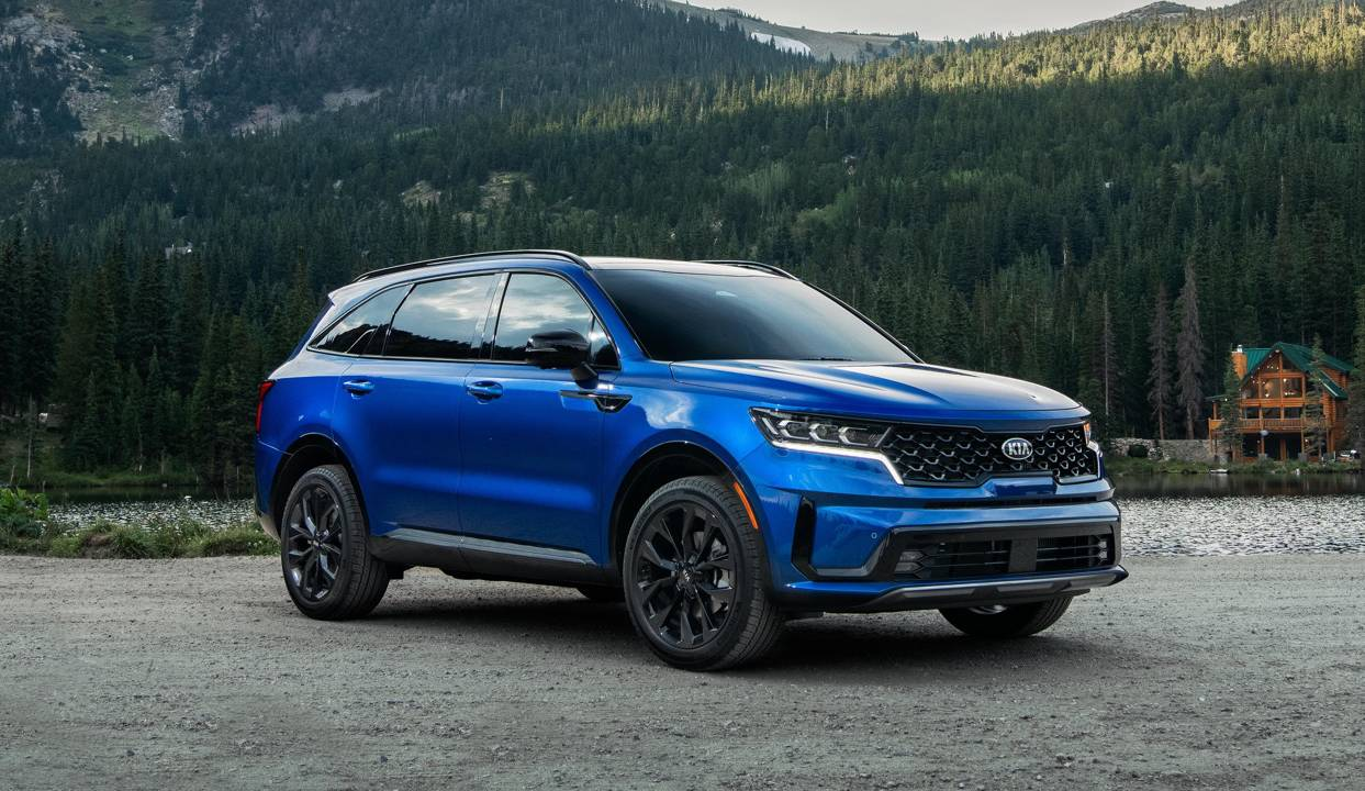 2021 Kia Sorento sees 3-row SUV aim big