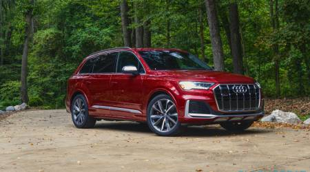 2020 Audi SQ7 Gallery