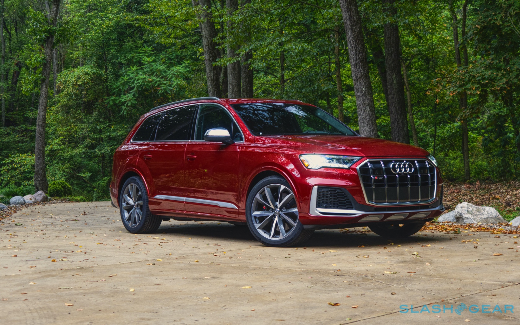 2020 Audi Sq7 Gallery Slashgear