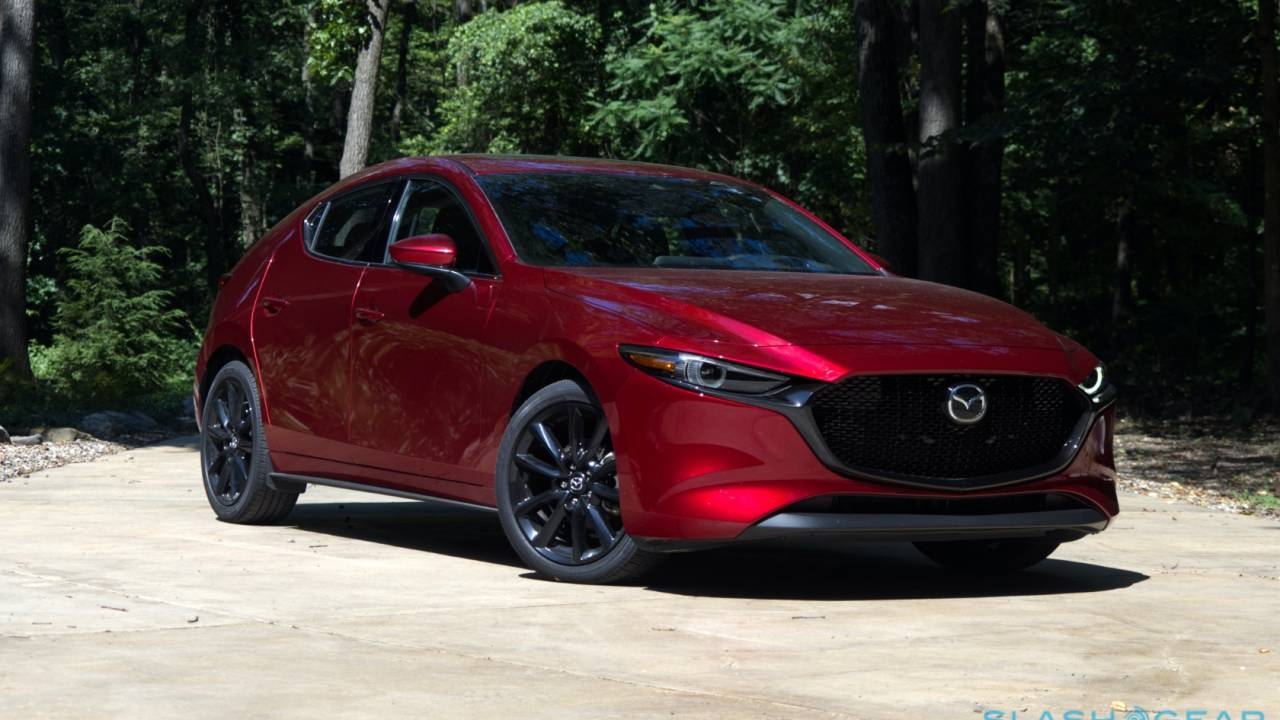 2020 Mazda3 Review – Paying for Stick