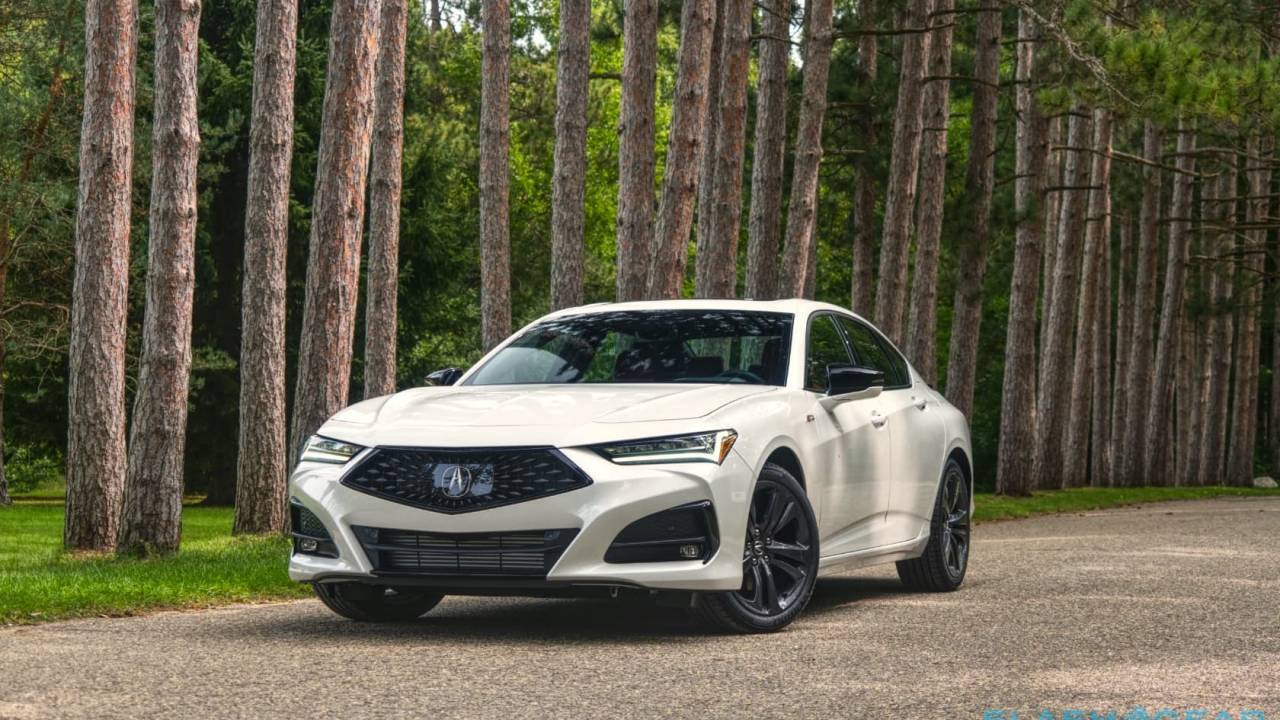 2021 Acura TLX First Drive – Focus Matters