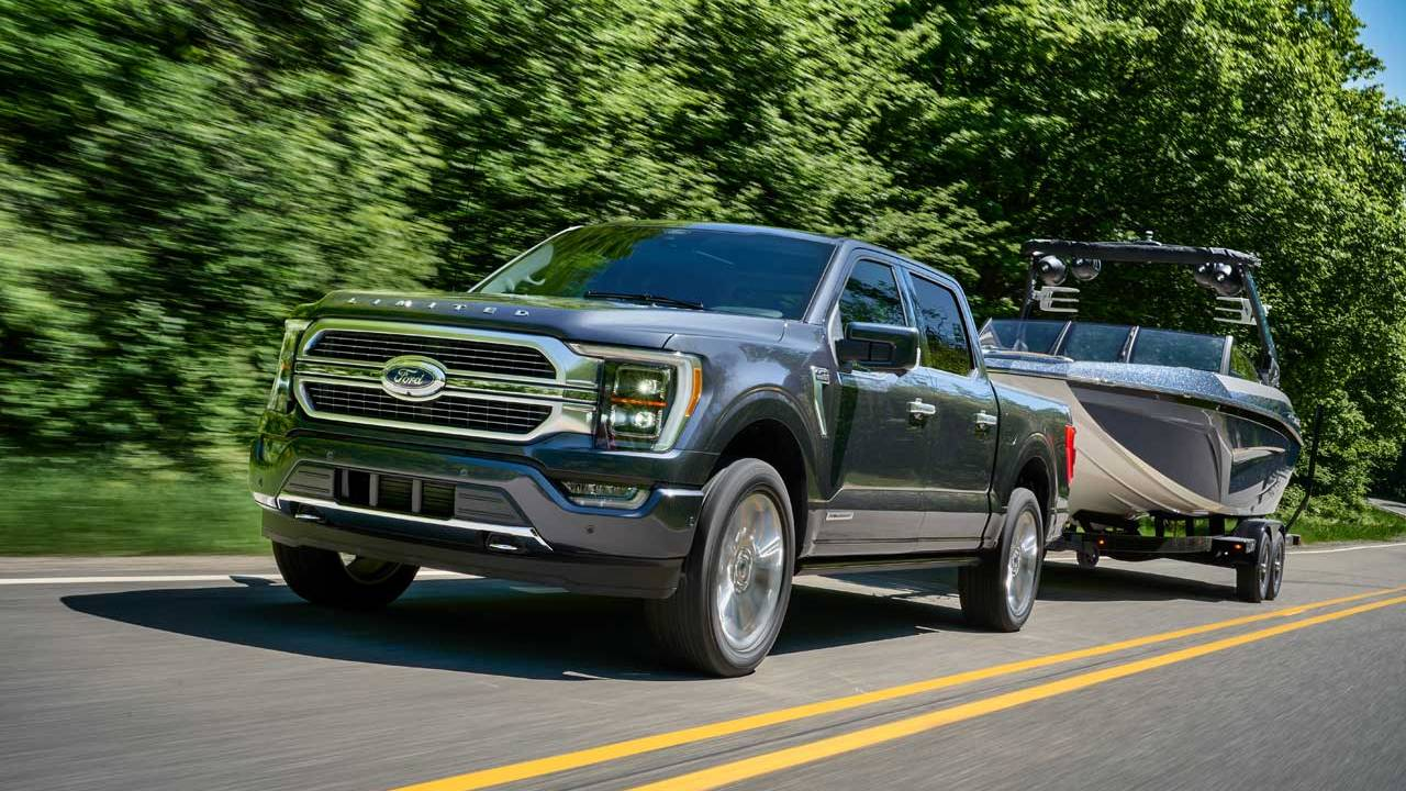 Ford talks specifications on the 2021 F-150 pickup
