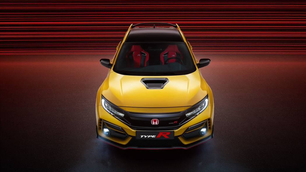 2021 Honda Civic Type R Limited Edition arrives this month, but there's a catch