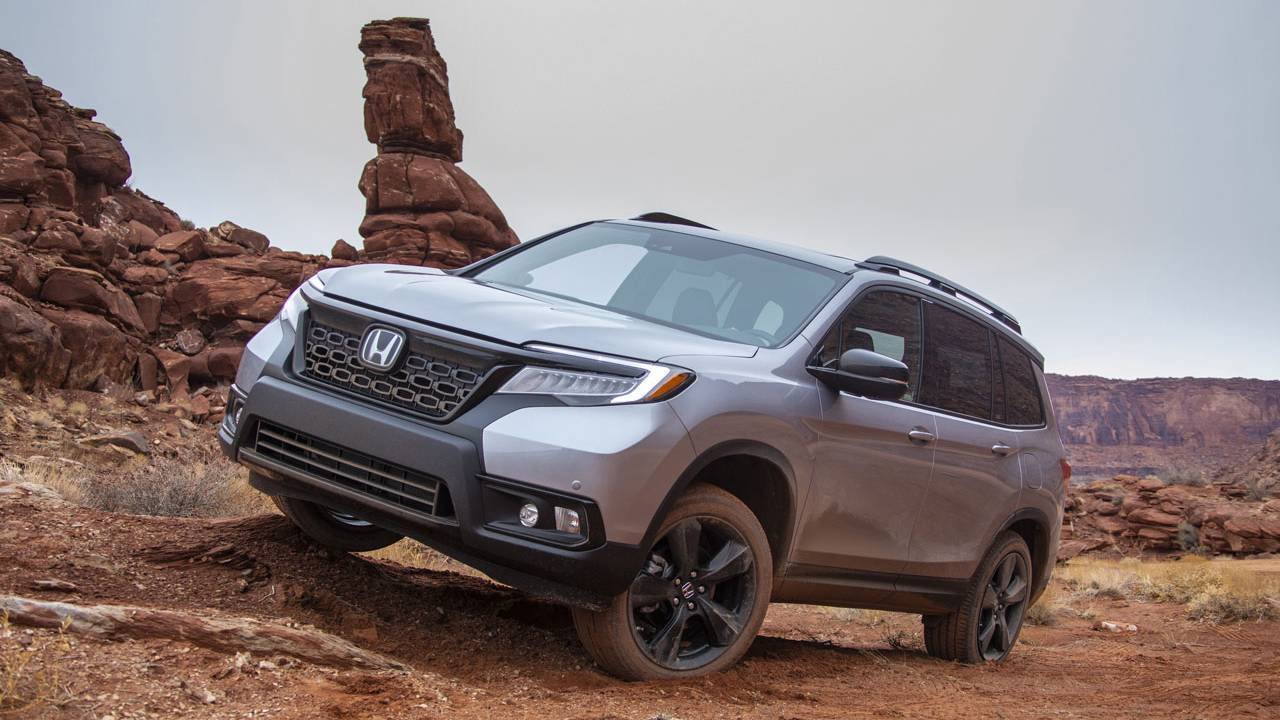 2021 Honda Passport adds Apple CarPlay and Android Auto