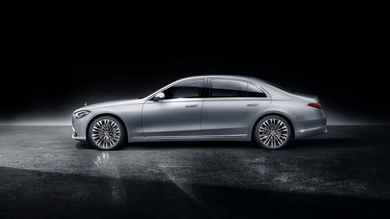 2021 Mercedes-Benz S-Class Gallery